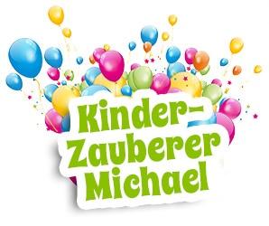 Kinderzauberer Michael Logo